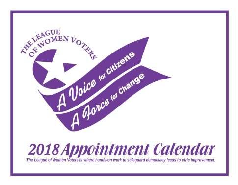 2018 Calendar image