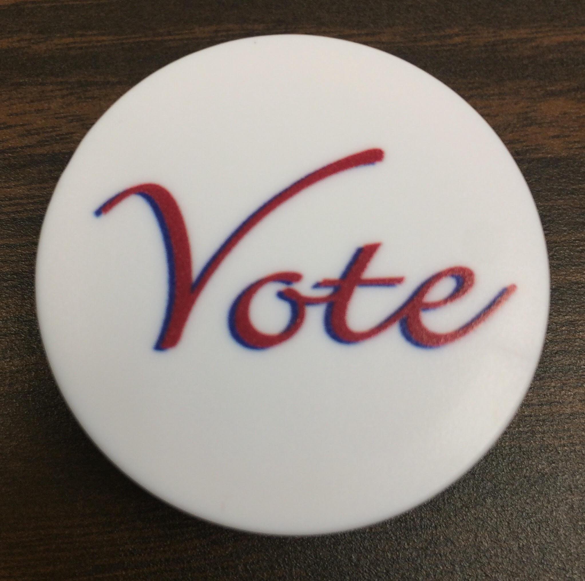 Vote Phone Button